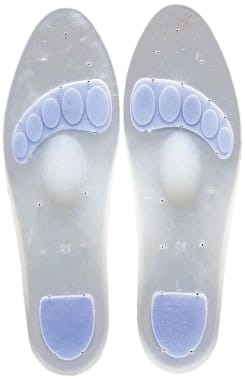 Tynor K-01 Insole Full Silicon (Pair) L