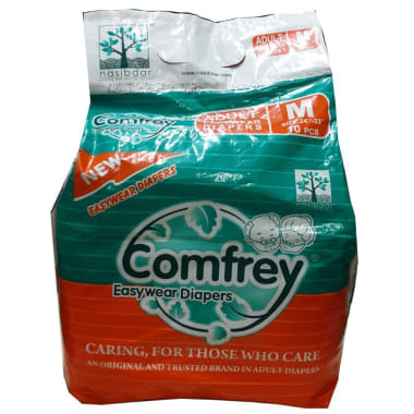 Comfrey Easy Wear Pant Type Adult Diaper M