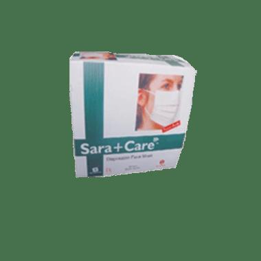Sara Care Disposable Face Mask