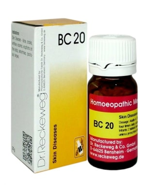 Dr. Reckeweg BC 20 Tablet