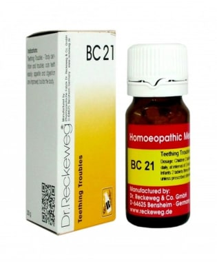 Dr. Reckeweg BC 21 Tablet
