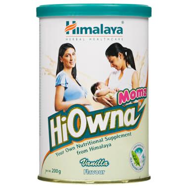 Himalaya Hiowna Momz Powder Vanilla