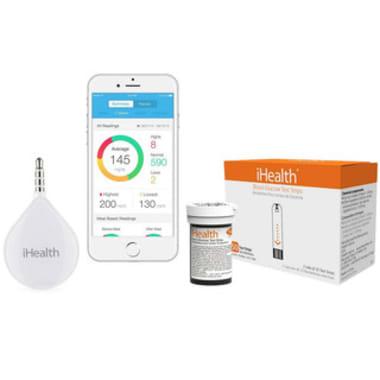 iHealth BG1 Glucose Monitoring System
