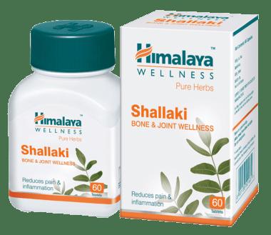 Himalaya Wellness Pure Herbs Shallaki Bone & Joint Wellness Tablet