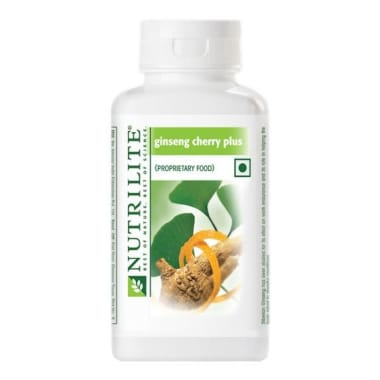 Amway Nutrilite Ginseng Cherry Plus Tablet