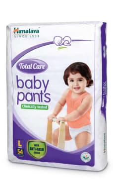 Himalaya Total Care Baby Pants L