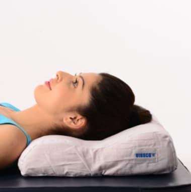 Vissco Cervical Contoured Pillow Large 0312 Universal