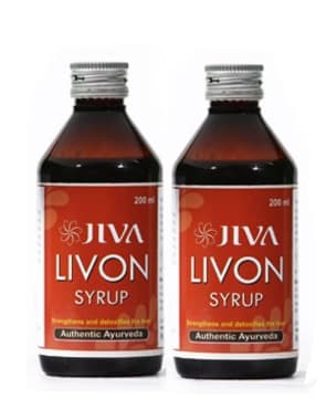 Jiva Livon Syrup Pack of 2