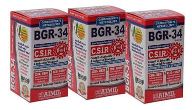 Bgr-34 Tablet Pack of 3