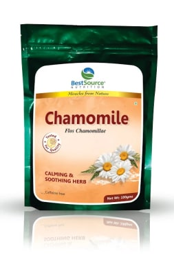 BestSource Nutrition Chamomile Herb