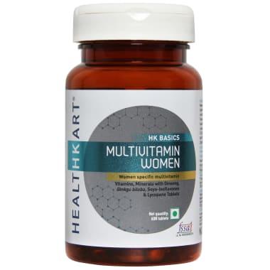 HealthKart Multivitamin Women Tablet