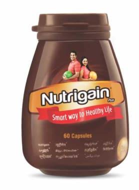Ayurwin Nutrigain Plus Capsule