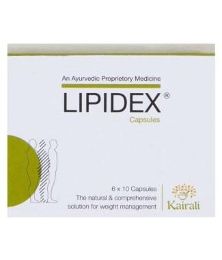 Kairali Lipidex Capsule