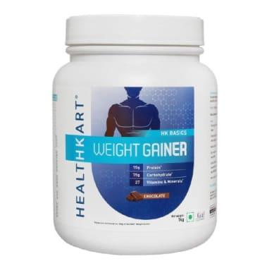 HealthKart Weight Gainer Powder Chocolate