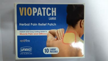 Viopatch Large Pain Relief 75cm Patch