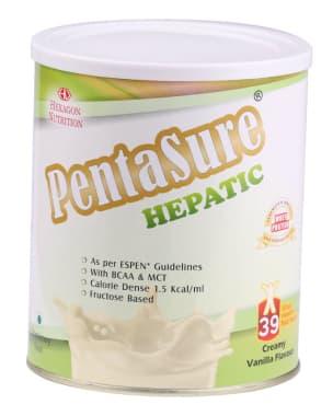 Pentasure Hepatic Powder Creamy Vanilla