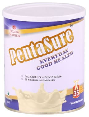 Pentasure Powder Vanilla