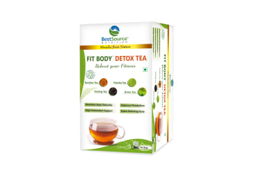 BestSource Nutrition Fit Body Detox Tea