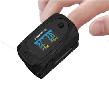 ChoiceMMed MD300C63 AntiShock, Fall Resistant Fingertip Pulse Oximeter
