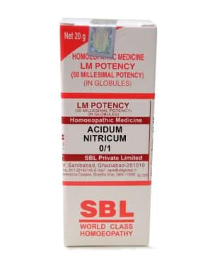 SBL Acidum Nitricum 0/1 LM