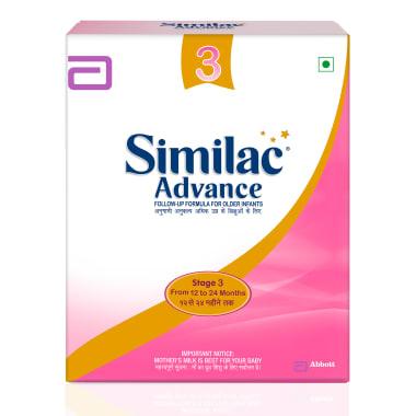 Similac Advance Stage 3 Follow Up Formula For Older Infants