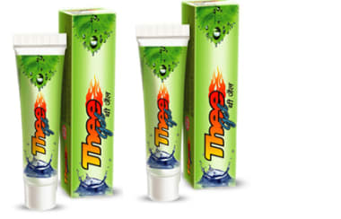 Dr. JRK Thee Gel Pack of 2