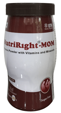 NutriRight-Mom Powder Chocolate