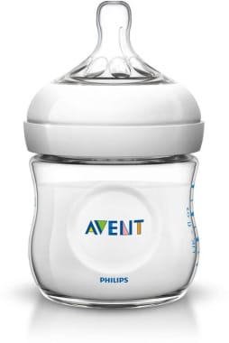 Philips Avent Natural 125ml Feeding Bottle