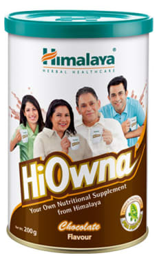 Himalaya Hiowna Powder Chocolate