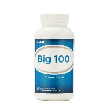GNC Big 100- B Complex Formula Tablet