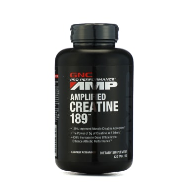 GNC Pro Performance AMP Amplified creatine 189 Tablet