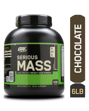 Optimum Nutrition (ON) Serious Mass Chocolate