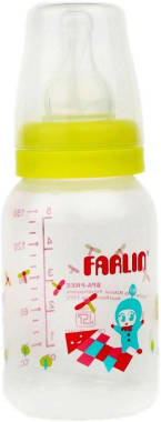 Farlin 150CC PP Feeding Bottle Yellow