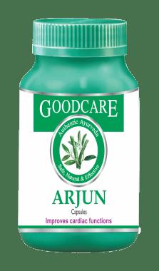Goodcare Arjun Capsule Pack of 2
