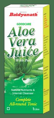 Goodcare Aloe Vera juice with Pulp