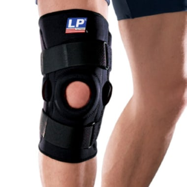 LP #710 Hinged Knee Support Single L