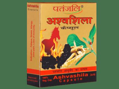 Patanjali Ashvashila Capsule Pack of 2