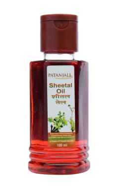 Patanjali Sheetal Oil Pack of 2