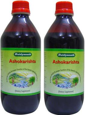 Baidyanath Ashokarishta Syrup Pack of 2
