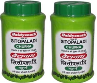 Baidyanath Sitopaladi Churna Pack of 2
