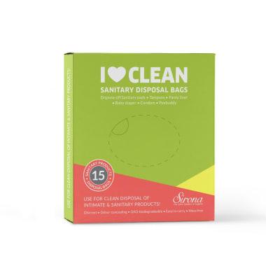 Sirona Sanitary & Diaper Disposal Bags