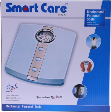 Smart Care Adult Mechanical Personal Weighing Scale SCMC 301