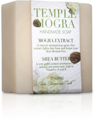 Nyassa Temple Mogra Handmade Soap