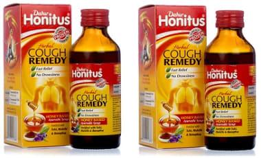 Dabur Honitus Syrup Pack of 2