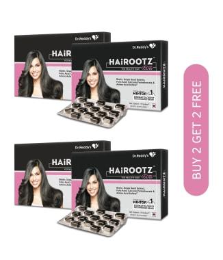 Hairootz Eva Soflets (Buy 2 Get 2 Free) Pack of 2