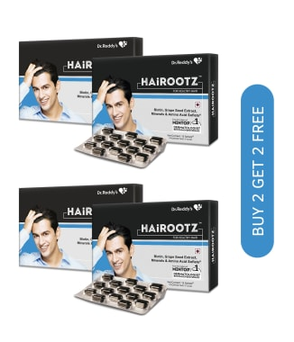 Hairootz Soflets (Buy 2 Get 2 Free) Pack of 2