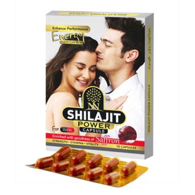 Nature & Nurture Shilajit Power Capsule Pack of 5