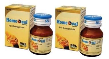 SBL Homeocal Tablet Pack of 2