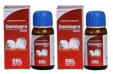 SBL Damiagra Drop Pack of 2