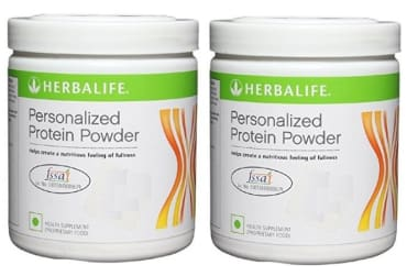 Herbalife Personalized Protein Powder Pack of 2